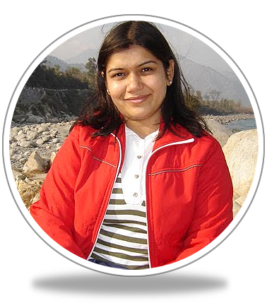 freelance web designer and developer - Kanika Gupta